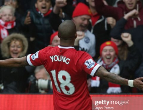 Ashley Young - a fond farewell?